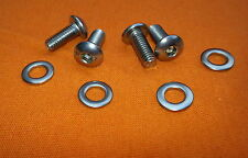 Bicycle Bottle Cage Stainless Steel Fitting Bolts M5 x 12mm