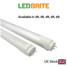 LED T8 Light Tube Fluorescent Light Replacement Commercial 2ft 3ft 4ft 5ft 6ft