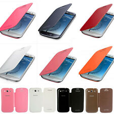 Cover For Samsung Galaxy S3 i9300 Protector Case Useful PU Leather  1pc