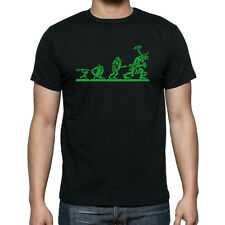 GAMING Warhammer INSPIRED GOBLIN EVOLUTION T-SHIRT..sizes up to 5XL FREE UK POST