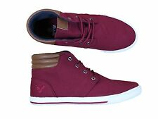 MENS VOI JEANS GALAXY HI TOP LACE UP STYLE FOOTWEAR RRP £34.99 NOW £19.99