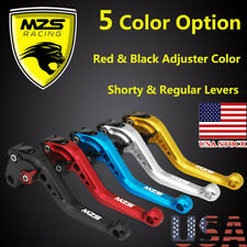 Six Colors Clutch Brake Levers For TRIUMPH Speed Four 03-04 Daytona 955i 97-2003