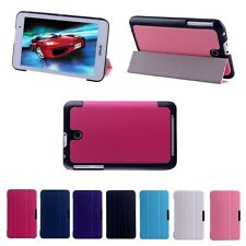 Luxury 3 Fold Stand PU Leather Case Cover For Asus Memo Pad 7 ME176 ME176C 7""