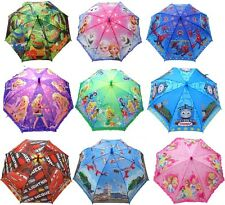 NEW UMBRELLA GIRLS KIDS BOY SUMMER RAIN RAINCOAT DISNEY FROZEN BIRTHDAY GIFT TOY