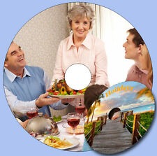 Your Photo, Image printed directly on DVD disc - Free postage, Great Gift