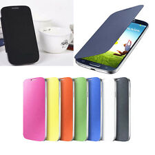 HOUSSE ETUI COQUE FLIP BATTERIE COVER  SAMSUNG GALAXY S4 film+stylet+chiffon