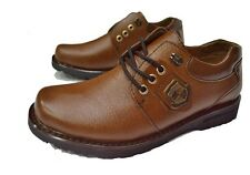 2014 new men leather safety boots and shoes clad head-smashing Shoes