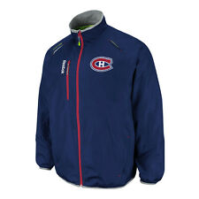 Montreal Canadiens Reebok Center Ice Kinect Fit Light Weight Jacket