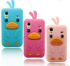 CUTE CHICKEN 3D CARTOON SILICONE CASE COVER SKIN for SAMSUNG GALAXY ACE S5830