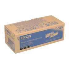 GENUINE EPSON C13S050631 / S050631 BLACK LASER PRINTER TONER CARTRIDGE TWIN PACK