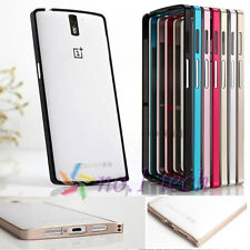 Aluminum Metal Protective Bumper Frame Hard Case Cover For OnePlus One A0001