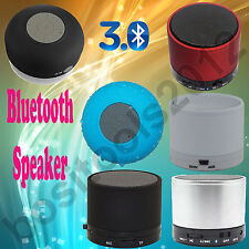 NEW WIRELESS PORTABLE BLUETOOTH MINI SPEAKERS FOR IPHONE  SAMSUNG NOKIA SONY MP3