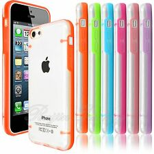 Ultra Thin Transparent Crystal Clear Hard Case Back Cover For Apple iPhone 5c