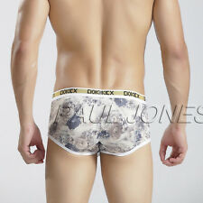 Cheap~~~ New Mens Fancy Sexy Low Rise underwear Trunks Boxers Shorts Boxershorts