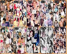 Demi Lovato Magcon Boys for iPhone 4/4S 5/5S 5C Samsung Galaxy S3 S4 S5 case