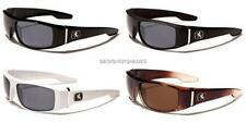 Khan Designer Sunglasses 100%UV Celebrity Wrap Mens Womens Ladies Unisex KN8699