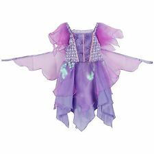 Butterfly Fairy Pretty Lilac Wings Tutu Dress up Fancy Costume Play Outfit