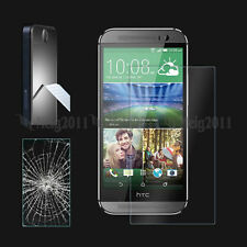Premium Tempered Glass Film Screen Protector for HTC One M8 (2014)