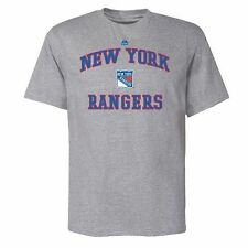 New York Rangers Majestic Heart and Soul T-Shirt