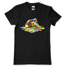 Exclusive Men's T-Shirt - The Rubiks Cube Design (SB232)