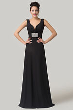 Mature Designer Women Formal Party Evening Prom Cocktail Pageant Ball Gown Dress