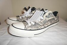 """CONVERSE ALL STAR CT OX LOW SNAKE """"NWOB"""" CHUCK TAYLOR YEAR OF THE SNAKE"""