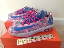Nike KD VI 6 Aunt Pearl  Pink Floral Grade school sizes