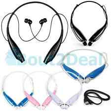 Wireless Bluetooth Headset Earphone Cell Phone For Samsung iPhone HTC Android LG