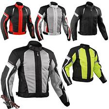 Summer Apparel Mesh Sport Racing Touring CE Armored Jacket Motorcycle