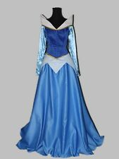 The Sleeping Beauty Ballet Aurora Blue Princess Dress Made Cosplay Party Costume