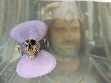HERR DER RINGE LORD OF THE RINGS HOBBIT RING PASSEND ZU ARAGORN 's KRONE