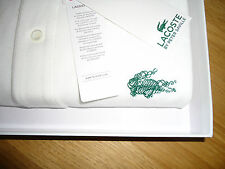 80th ANNIVERSARY LACOSTE POLO SHIRT'S LIMITED EDITION'S SIZE 2-3-4-5