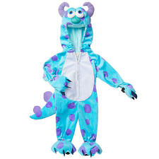 Disney Boys Monster's Inc Sulley Halloween Costume - Toddler
