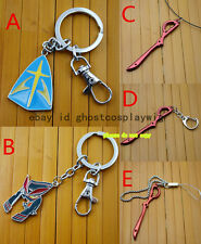 KILL la KILL Matoi Ryuko Necklace / Keychain / Mobile phone rope Free shipping