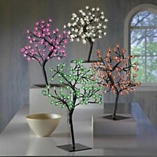 LED Lighted Cherry Blossom Tree (See Available Color Options)