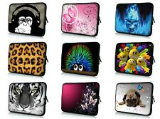 "7"" Tablet PC Sleeve Case Bag Cover for Toshiba Excite 7, Go / Snakebyte Vyper"