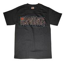 Harley-Davidson Men's Shakedown Short Sleeve T-Shirt Black 30293162