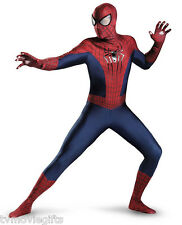 Amazing Spider-Man 2 Theatrical Adult Costume Sizes M-XXL Licensed 73061 New