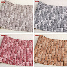 simulation Brick grain brick Wallpaper Murals TV Background Bedroom High Quality