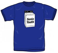 Officially licensed Sonic Youth Washing Machine T-Shirt