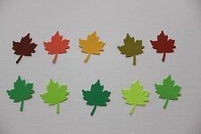 Martha Stewart die cut large leaf - You Choose!