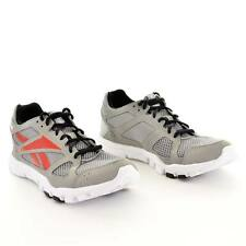 Reebok Mens Running Shoes V51758 Yourflex Train 2.0 Grey Synthetic