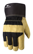 Wells Lamont Leather Palm Gloves