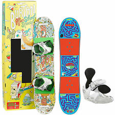 Burton Youth After School Special Kinder Snowboards Snowboardset 2013-2015