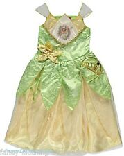 Disney Princess & The Frog TIANA Crown Fancy Dress up Costume Party outfit NEW