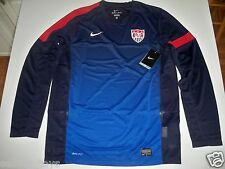 New with tag Nike Men USA national Soccer/Football training jersey 527770-451