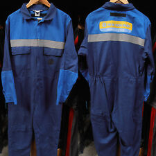 """Used New Holland Cotton Rich Overalls – 52"""" Regular"""