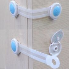 Child Baby Infant Cupboard safety door lock Cabinet Fridge Drawer Finger Guard