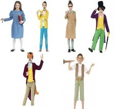 Childs Boys Girls Official Roald Dahl Book Day Character Fancy Dress Costumes