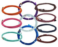 New 20 ft jr kids youth rodeo team roping rope western lasso lariat  calf goat